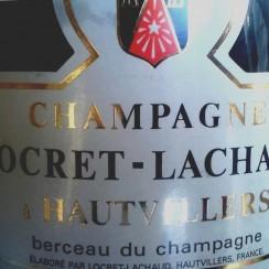 Champagne Locret - Lachaud Cuvée Traditionnelle Brut