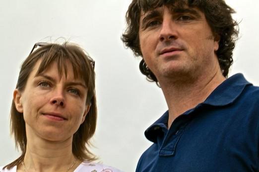 Magdalena i Virgile Joly. © Les Terroiristes du Languedoc.