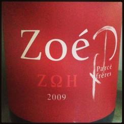 Zoé 2009, Parcé Frères