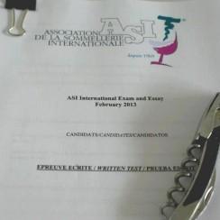ASI DIPLOMA formularz testowy