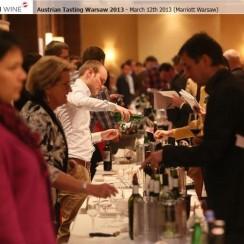 Złoty medal za organizację. © Austrian Wines.