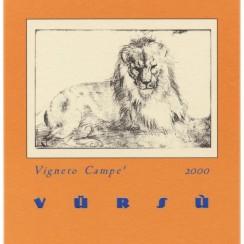 La Spinetta Barolo Campe 2000