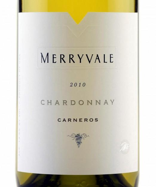 Merryvale Carneros Chardonnay 2010 | Mielżyński