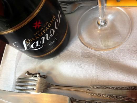 Champagne Lanson Wielkanoc 2013