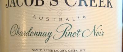 Jacob's Creek CHardonnay Pinot Noir Sparkling
