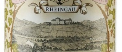 Schloss Johannisberg Riesling trocken Rotlack