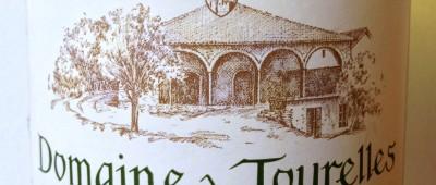 Domaines des Tourelles Blanc 2012