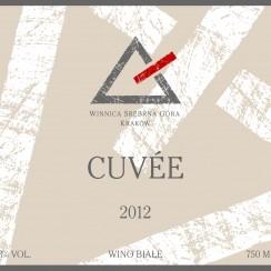 Winnica Srebrna Góra Cuvée 2012