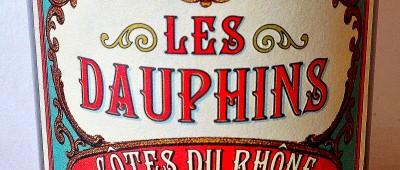 Cellier des Dauphins Cotes du Rhone Reserve Les Dauphins