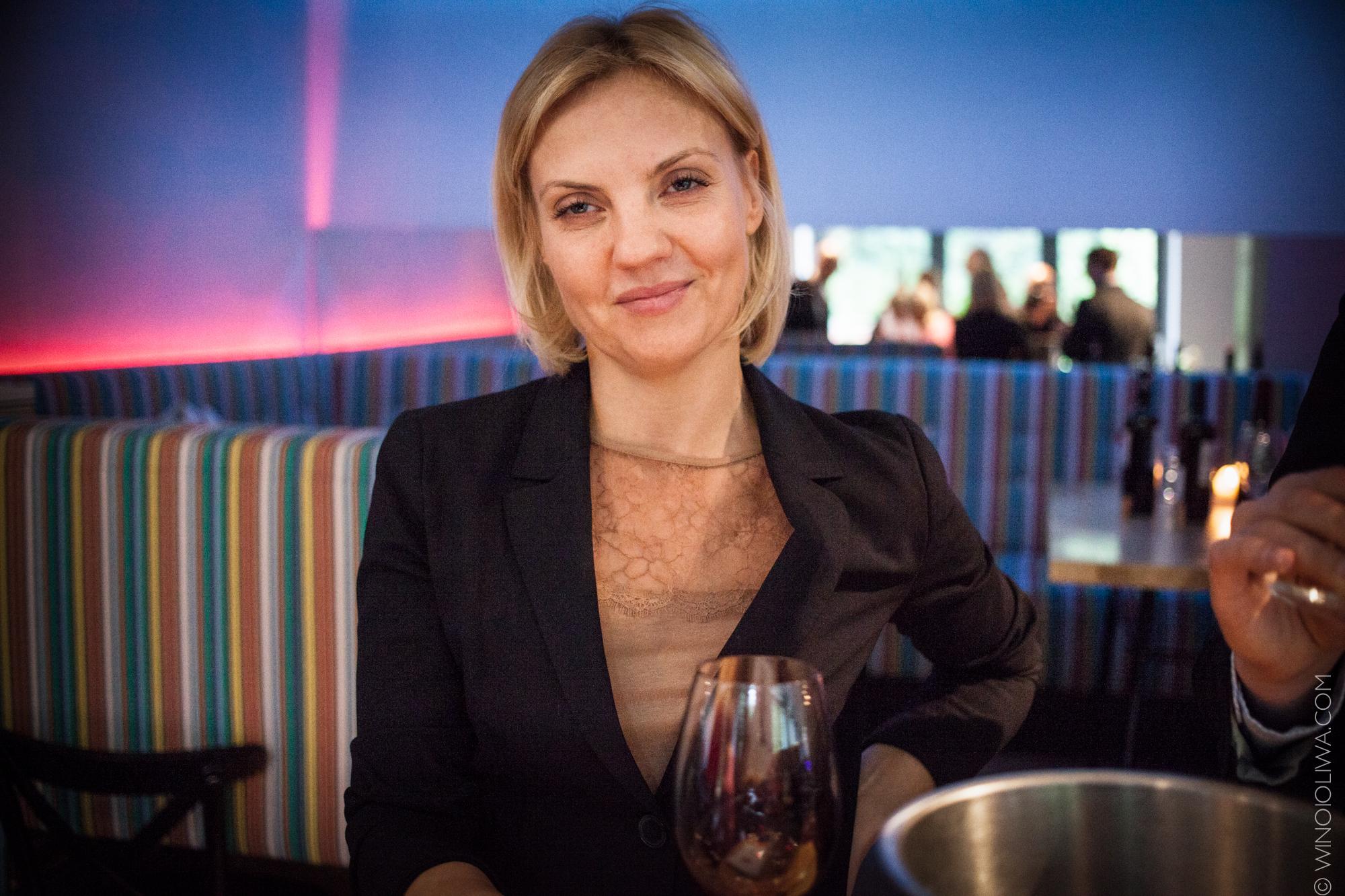 Beata Gawęda, królowa włoskiego wina. © Winoioliwa.com.