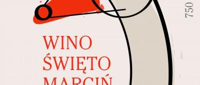 Winnia Srebrna Góra Wino Świętomarcińskie czerwone 2013