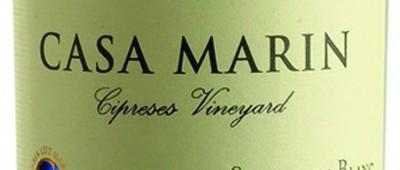 Casa Marín Sauvignon Blanc Cipreses 2012