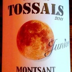 Grifoll Declara Montsant Tossals Junior 2011