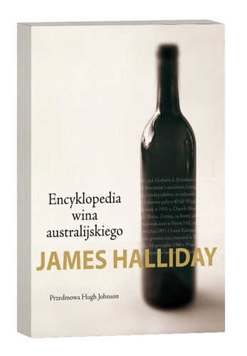 James Halliday Encyklopedia wina australijskiego