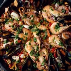 Paella i cava - mariaż idealny ®Kwestia Smaku