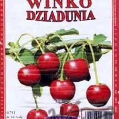 Z tym kojarzy mi się winko. http://www.winka.net/wino/winko-dziadunia-839.html