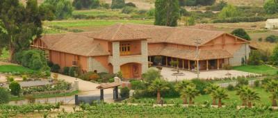 Winnica Casa Marin. © santiagoadventure.com