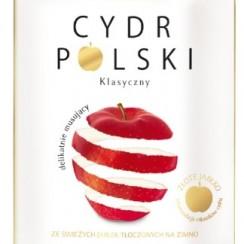 TiM Cydr Polski etykieta