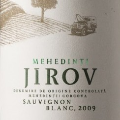 Corcova Sauvignon Blanc Jirov