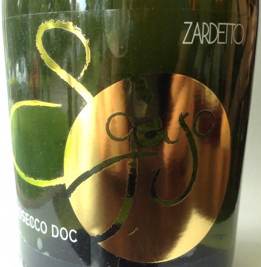 ♥♡ Zardetto Prosecco DOC Sgaso Frizzante