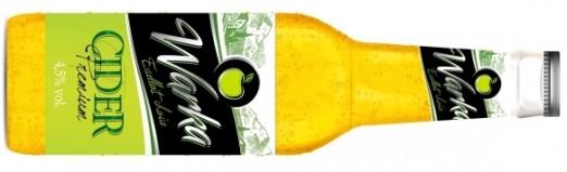 Warka Cider Premium packshot
