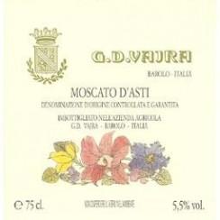 G. D. Vajra Moscato d'Asti 2013