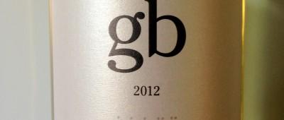 Gróf Buttler GB Blanc 2013