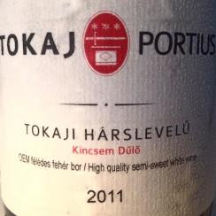 Portius Tokaji Harslevelu feledes 2011
