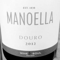 Wine & Soul Douro Manoella 2012