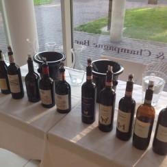 Vini e Affini degustacja jesień 2014