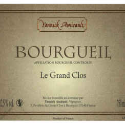 Yannick Amirault Bourgueil Le Grand Clos 2010