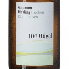 Wittmann 100 Hugel Riesling trocken 2013-kopia