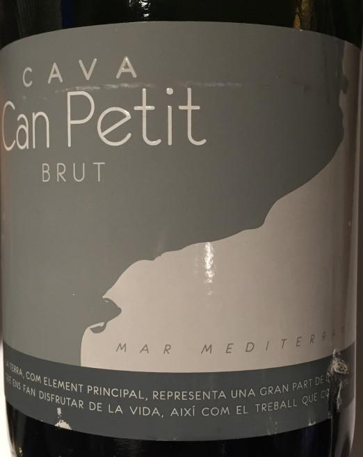 Can Petit Cava Brut