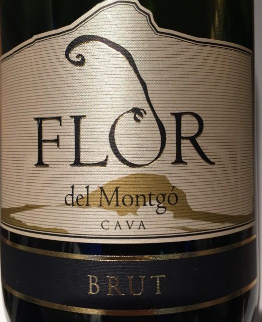 Cava Brut Flor de Montgó