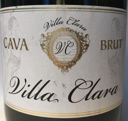Cava Brut Villa Clara