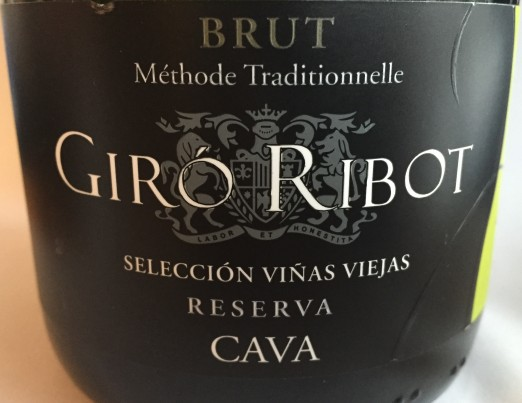 Giro Ribot Vinas Viejas Reserva Brut