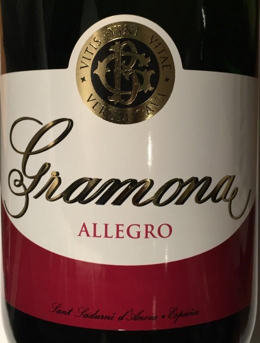Gramona Brut Allegro