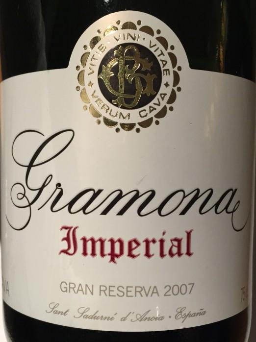 Gramona Imperial Gran Reserva 2007