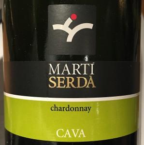 Martí Serdà Brut Chardonnay