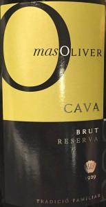 Mas Oliver Cava Brut Reserva