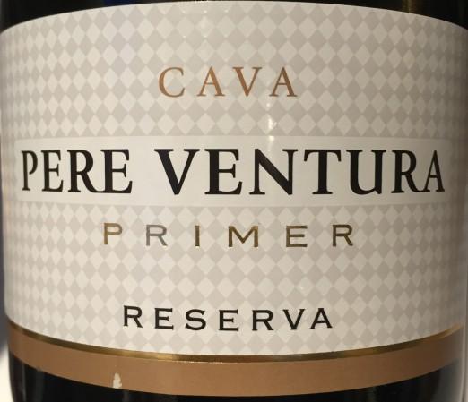 Pere Ventura Cava Brut Reserva Primer