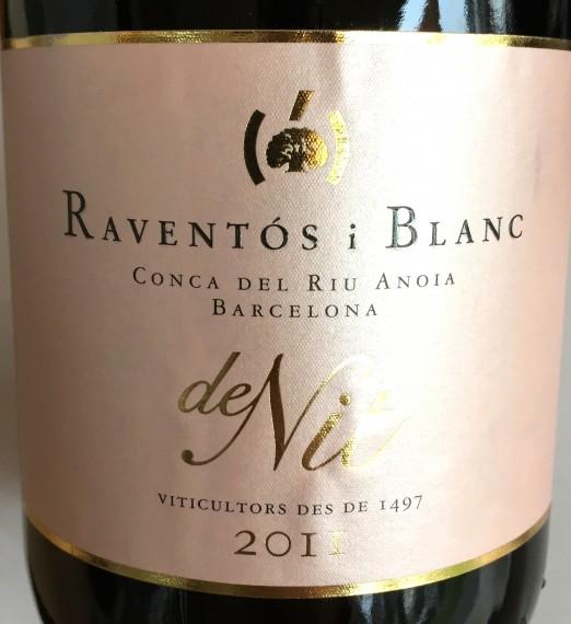 Raventos i Blanc DeNit 2011