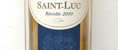 Terre de Vignerons Côtes de Bordeaux Saint-Macaire Les Vendanges de la Saint-Luc 2010