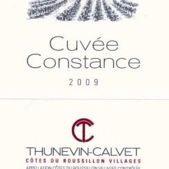 Thunevin-Calvet Côtes du Roussillon-Villages Cuvée Constance