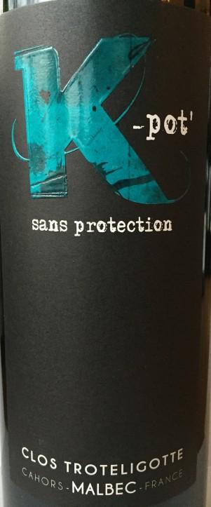 Clos Troteligotte K-pot' Sans Protection