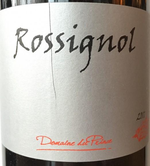 Domaine du Prince Rossignol