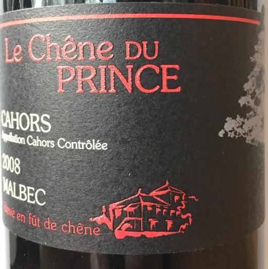 Domaine du Prince Le Chene du Prince