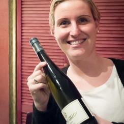 Pełna energii i dumna z wyróżnienia Carolin Spanier-Gillot