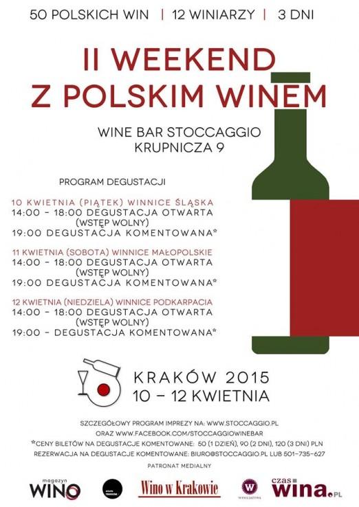Polski weekend. © Wine Bar Stocaggio
