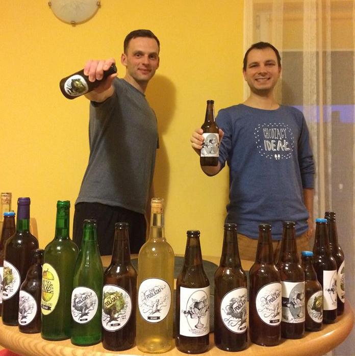Marcin Seliwoniuk i Piotr Marzęcki © Selmar.